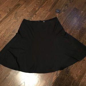 Rafaella black skirt size 18W